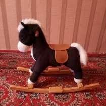 Лошадка-качалка, в Новосибирске