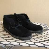 Замшевые мужские туфли, в Екатеринбурге