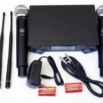 Радиосистема Shure UGX66 база 2 радиомикрофона, в г.Киев