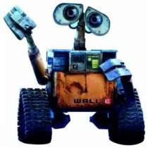 Robot Wall-e пульт машинки тачки, в Москве
