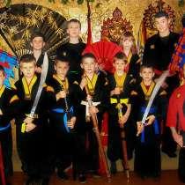Ушу для детей 4 лет на Волгоградской, 59, в г.Минск