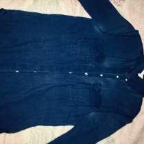 Рубашка джинсовая, в Кемерове