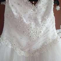 Продам свадебное платье новое, в Шахунье