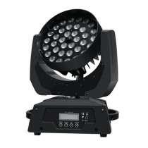 Вращающаяся голова VEX- LM009 36*10W Zoom LED Moving Head Wa, в Краснодаре