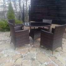 Садовая мебель, в Бронницах
