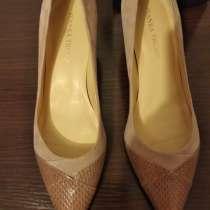 Продам замшевые туфли, в г.Астана