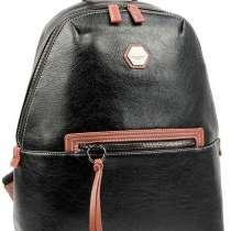 Сумка-рюкзак David Jones 5326 CM black, в Москве