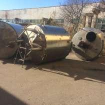 Молочное оборудование Я1 ОСВ и РЗ ОТН, емкости, реактора, в г.Одесса