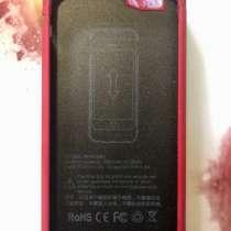 Продам чехол зарядник на айфон6,6s, обсолютно новый, в Новокузнецке