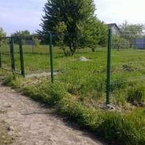 3Д забор 1730х2500х4 мм.Порошк. окр., в Краснодаре