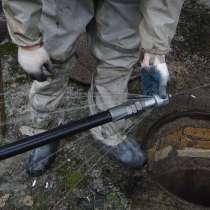 Прочистка канализации (городской, ливневой, фекальной), в г.Брест