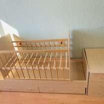 Продаю детские кроватки, в Ленинск-Кузнецком