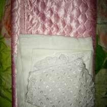 Одеялко и комплект на выписку, в Березовский