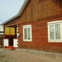 Продаю Благоустроенный дом в п. Исток, в Улан-Удэ