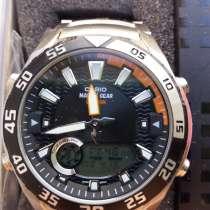 Продаю мужские часы Casio, в Санкт-Петербурге