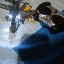 Детский вертолёт. на пульте Б. У. (работает) играли мало, в Кинешме