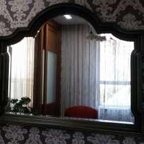 Зеркало в раме из массива, в Новосибирске
