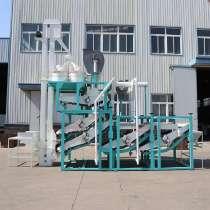 Оборудование для очистки, шелушения и сепарации семечки, в г.Шэньян