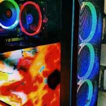 Игровой core i5 9600k gtx1080ti z390 cBo водяное охолождения, в Москве