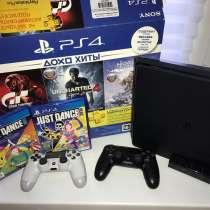 Sony Playstation 4 slim 1500 TB, в Москве
