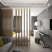 Дизайн интерьера, в Выборге
