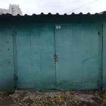 Сдается металлический гараж в Кузьминках, в Москве