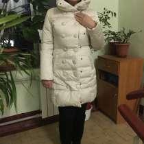 Пуховик натуральный, очень тёплый, в Москве