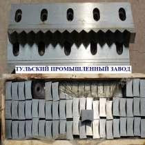 Производство ножей для шредера 40 40 25мм с резьбой М12. Нож, в Калуге