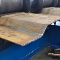 Станок для производмтва бортов кузовов, в г.Шигадзе