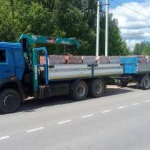 Перевозка грузов манипулятором в городе Домодедово, в Домодедове