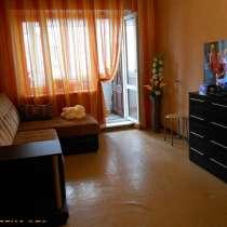 Уютная, чистая квартира-студия в центре города с евро ремонт, в Самаре