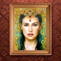 Печать на холсте портретов и картин на холсте в Якутске, в Якутске