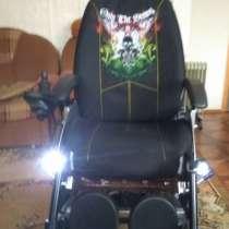 Инвалидная коляска с электроприводом FS123GC-43, в Екатеринбурге