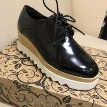 Ботинки стильные на осень 37-37,5, в Самаре