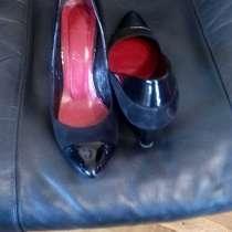 Продам туфли б/у натуральная кожа в хорошем состоянии, в г.Минск