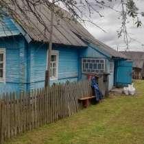 Деревянный дом.Минская область, Мядельский район, д Ольховка, в г.Минск