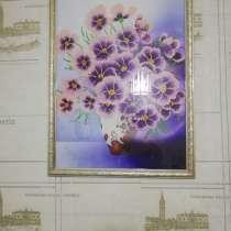 Картина бисером, в г.Усть-Каменогорск