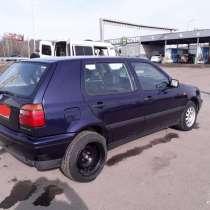 Volkswagen Golf 3, 1997, в Москве