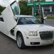 Прокат лимузина Chrysler 300C bentley, в Томске