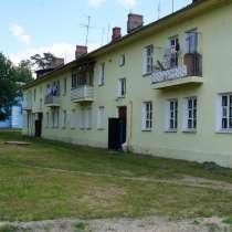 Продается трехкомнатная квартира Егорьевский район, в Егорьевске