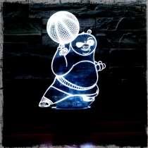 3D светильник ночник лампа!, в г.Днепропетровск