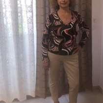 Лада, 64 года, хочет пообщаться, в г.Герцлия
