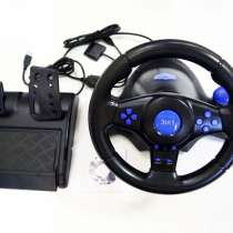 Руль с педалями 3в1 Vibration Steering wheel, в г.Киев