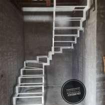 Металлический каркас лестниц, в г.Минск