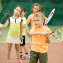 Секция большого тенниса, в Саратове