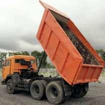 Доставка песок Щебень торф чернозём грунт Вывоз мусора, в Москве