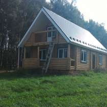 Коттедж 320 м² на участке 19 сот, в Нижнем Новгороде
