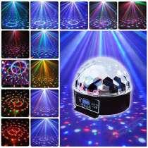 LED Crystal Magic Ball Light, в Ростове-на-Дону