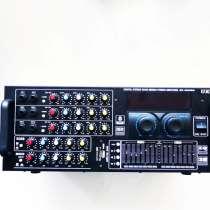 Усилитель UKC AV-2009A FM SD USB AUX Караоке 6xМикрофонов, в г.Днепропетровск