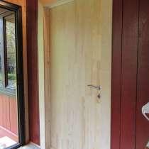 Массив сосны. Входная деревянная дверь. От производителя, в Москве